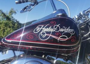 Harley Chicano Style
