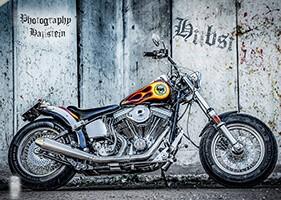Airbrush_Harley_Flames