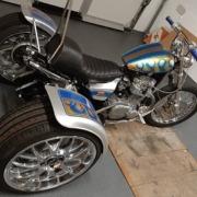 Kawasaki LTD 440 Trike Custom