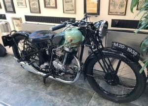 Panther Oldtimer 1938