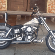 Shovelhead Used look
