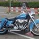 Harley Chicano Custom