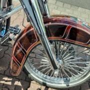 Harley Davidson Chicano