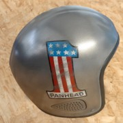 Pinstripe Helm Panhead